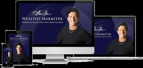 T. Harv Eker – The Wealthy Marketer