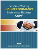 Katie Yeakle – Secrets of Writing HIGH-PERFORMANCE Business-to-Business Copy